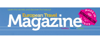 European Travel Magazine recommends us