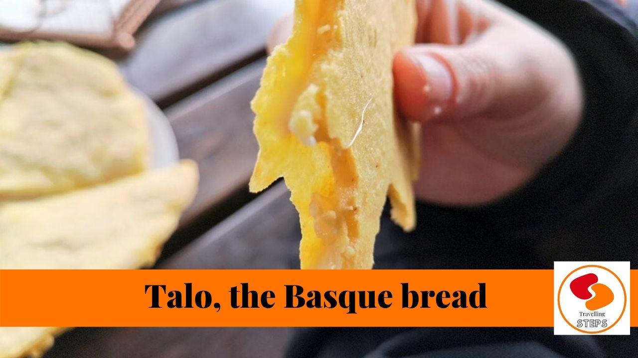 Talo the Basque bread