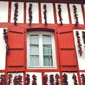 traveling steps basque