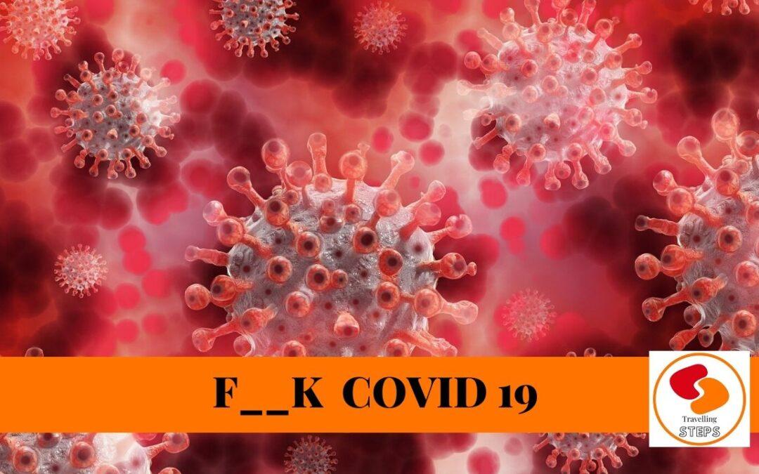 traveling steps coronavirus