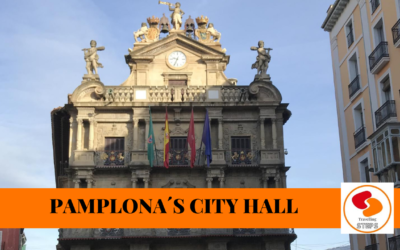 PAMPLONA´S CITYHALL IS A MUST IN TOWN