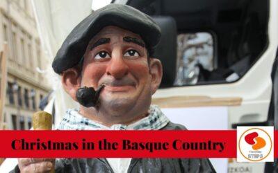 Olentzero, the Basque Santa