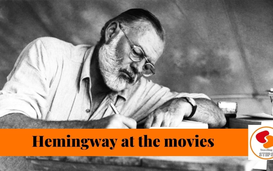 5 movies based on Hemingway´s books