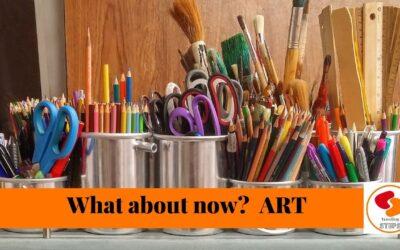Art on the change!