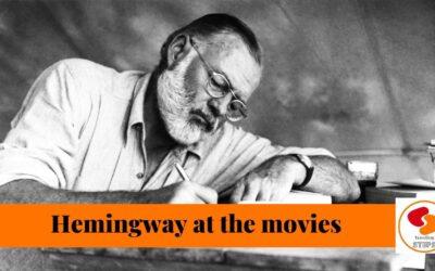 5 movies based on Hemingway´s books