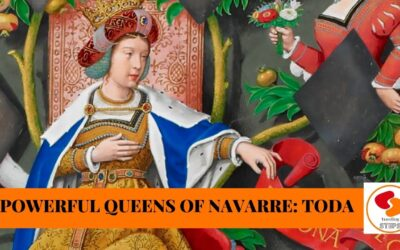 POWERFUL QUEENS OF NAVARRE: TODA