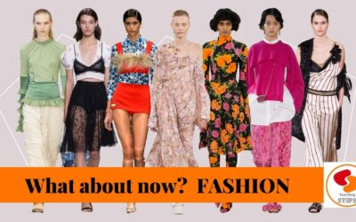 Fashion on the change!
