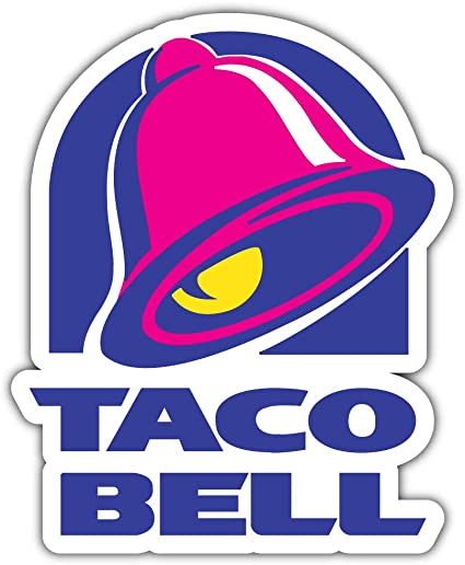 Traveling steps taco bell