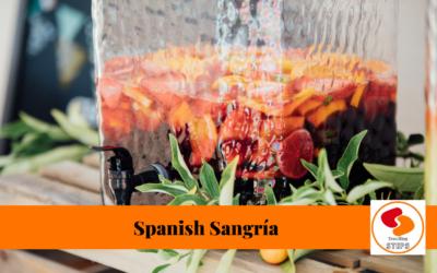 Sangria is a must in Spain