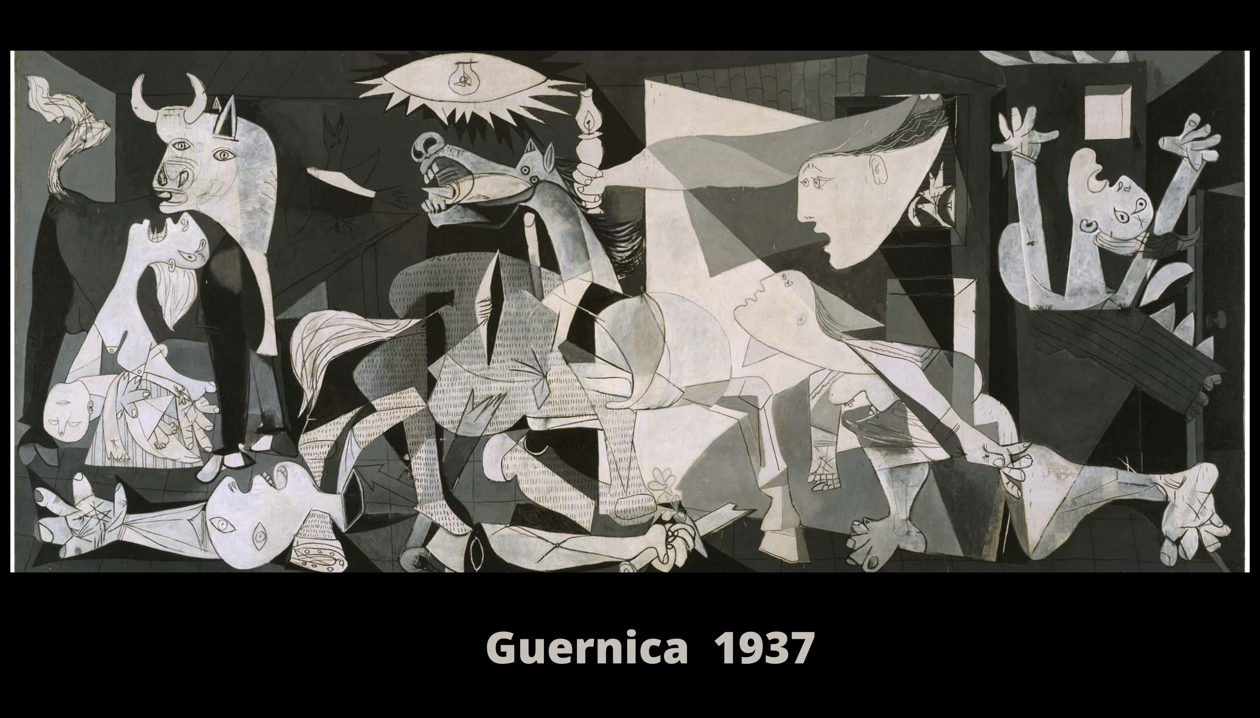 traveling steps guernica