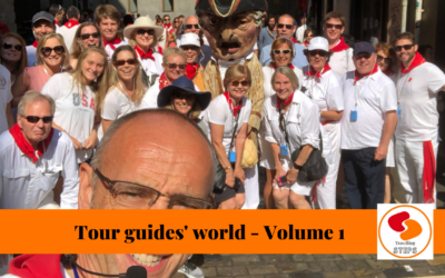 My life as a tour guide – Vol. 1