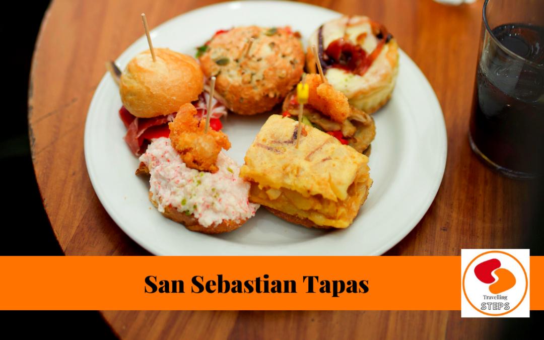 The 5 best San Sebastian Tapas bars